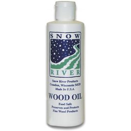 32Oz Snow River Wood Oil