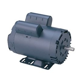 Leeson 10HP Compressor Duty Electric Motor-Model 140311