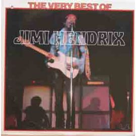 Jimi Hendrix-The Very Best Of LP