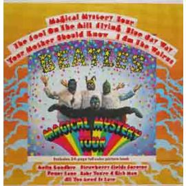 The Beatles-Magical Mystery Tour LP