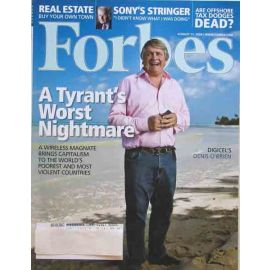 Forbes, August 2008