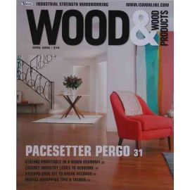 Wood & Wood Products,April 200