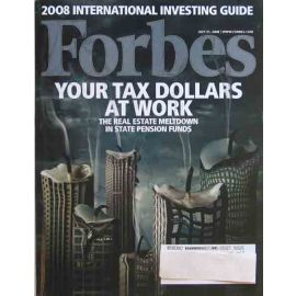 Forbes, July 2008