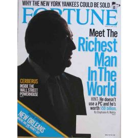 Fortune, August 2007