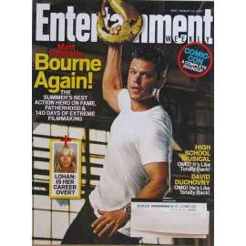 Entertainment Weekly, August 2
