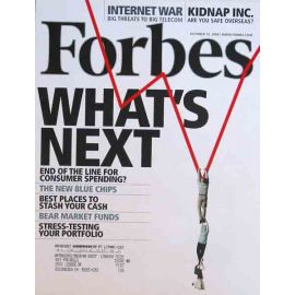 Forbes, October 2008 -1