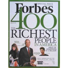 Forbes, October 2008 -2
