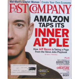 Fast Company,July/August 2009