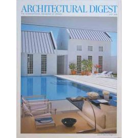 Architectural Digest,July 2006