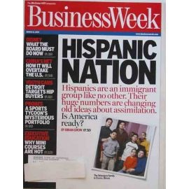 Business Week, March 2004