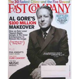 Fast Company, August 2007