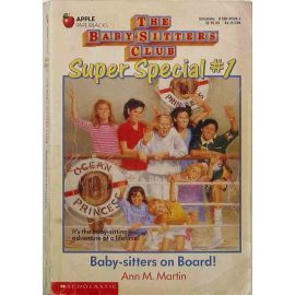The Babysitters Club Super Special #1