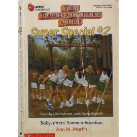 The Babysitters Club Super Special #2