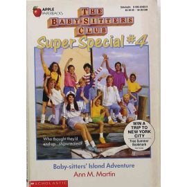 The Babysitters Club Super Special #4