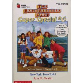 The Babysitters Club Super Special #6