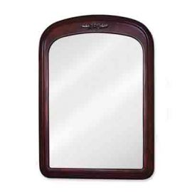 Merlot Emilia Mirror by Bath Elements