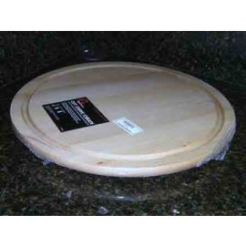 """""""19"""" Lazy Susan Butcher Block"""""""