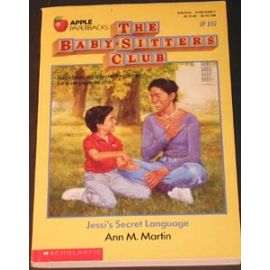 The Baby-Sitters Club - #16 Jessi's Secret Language