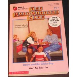 The Baby-Sitters Club - #37 Dawn and the Older Boy