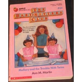 The Baby-Sitters Club - #21 Mallory and the Touble with Twins