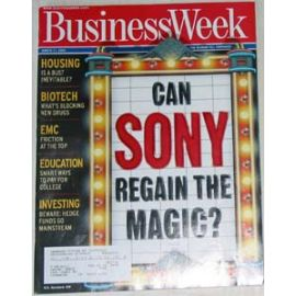 """""""BUSINESS WEEK MAG-March 11, 2002"""""""