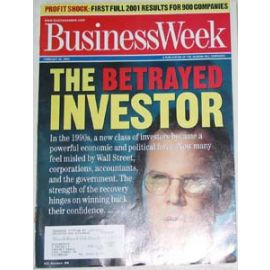 """""""BUSINESS WEEK MAG-Fbruary 25, 2002"""""""