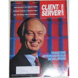 CLIENT/SERVER COMPUTING MAG - March 1994