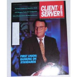 CLIENT/SERVER COMPUTING MAG-August 1994