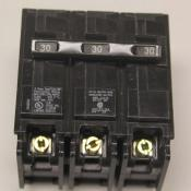 30 Amp # Pole Circuit Breaker - Siemens Q330